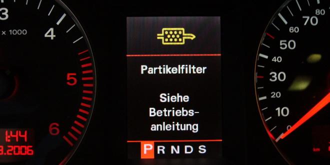 Filtr cząstek stałych DPF FAP